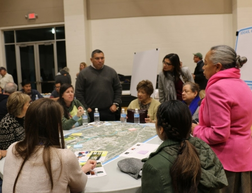 Buffalo Bayou East Sector Community Meeting #2